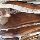 فروش عمده چوب خشک گردو جنگلی