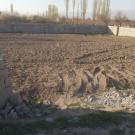 زمین با سهمیه اب کشاورزی