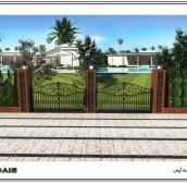 فروش زمین با قطعات 570 متری داخل شهرک