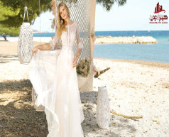 راهنمای کامل خرید لباس عروس کار کرده