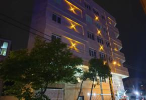 آپارتمان پنج طبقه تک واحدی