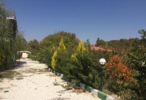 فروش ویژه باغ زیر قیمت منطقه در اندیشه