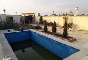 باغ ویلا در اغچه حصار