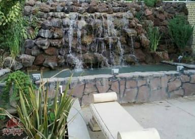 باغ ویلا 3700 متری در سرخاب