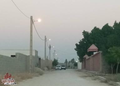 فروش زمین ۸۲۰ متری در عالی شهر بوشهر