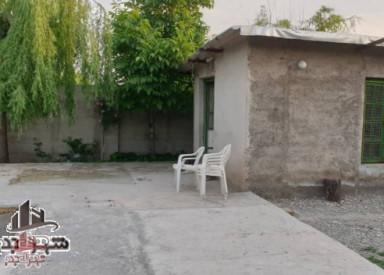 باغ  3100 متر بر جاده قاسم آباد
