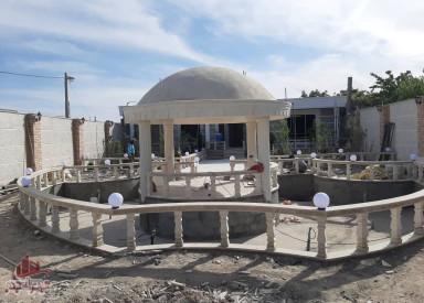 فروش ویلا ۷۰۰متری بامحوطه سازی لاکچری در شهریار