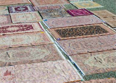 کارخانه قالیشویی تک