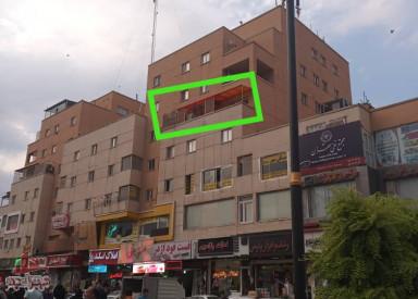 فروش آپارتمان در خیابان جمهوری