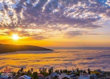 تور یک روزه فیلبند اقیانوس ابرها